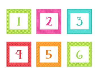 Brights Decor: Calendar