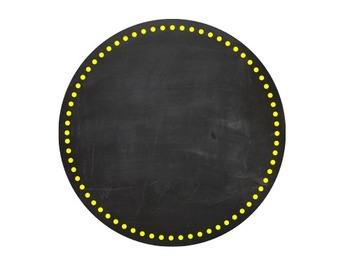 Brights Digital Frames Pack {Chalkboard Style Included!}