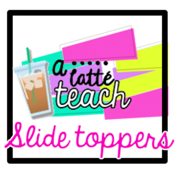 Brights Solid Slide Toppers
