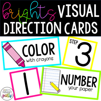 Brights Visual Direction Cards