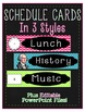 Brights and Black Bundle! A Classroom Decor Pack