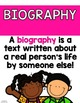 Brilliant Biographies {An All About a Classmate} Writing Unit