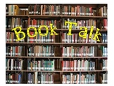 Brilliant Book Report- Book Talks