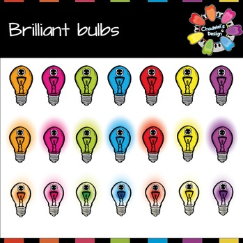 Brilliant Light Bulbs Clips