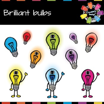Brilliant Light Bulbs Clips