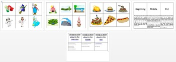 Brilliant Story Flashcards - Great for Creative Writing