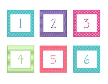 Brilliants Decor: Calendar
