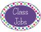 Brilliants Decor: Class Jobs Header & Editable Job Labels
