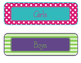 Brilliants Decor: Editable Passes
