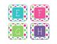 Brilliants Decor: Alphabet Labels