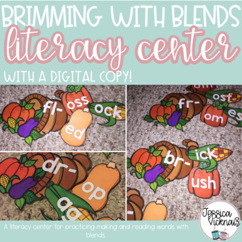 Brimming with Blends Literacy Center