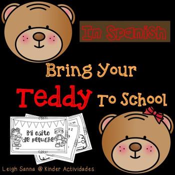 Bring Your Teddy Bear to School (in Spanish)