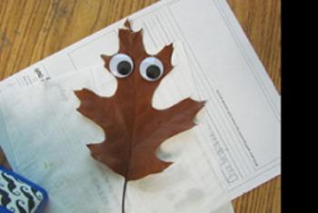 Bring a Leaf to School Day