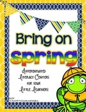 Bring on Spring: Differentiated Literacy Centers for Your