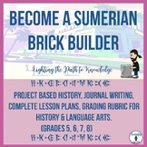 Become a Sumerian Brick Builder 6-8