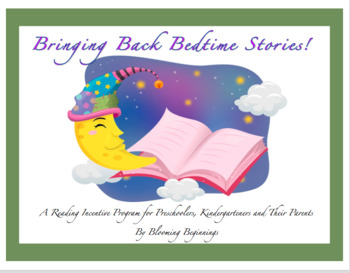 Bringing Back Bedtime Stories!  A Reading Incentive Program