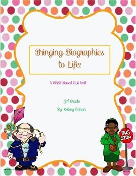 Bringing Biographies To Life!