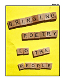 Bringing Poetry to the People: Creative Interpretation & A