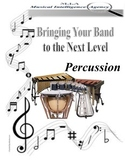 Bringing Your Band to the Next Level - Percussion