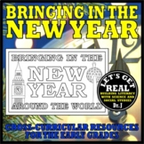 Bringing in the NEW YEAR Around the World