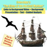 """Brit. Lit: Coleridge's """"The Rime of the Ancient Mariner"""" C"""