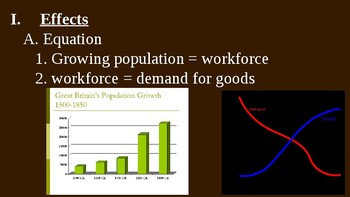 Britain Leads the Way Industrial Revolution PowerPoint