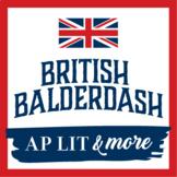 British Balderdash