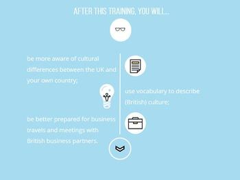 Cross-Cultural Training/Business English for ESL/EFL: British Business Etiquette