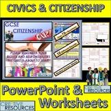 British Civics and Politics PowerPoint Quiz Lesson