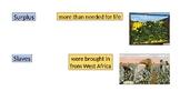 British Colonies Mature in America Interactive Vocabulary