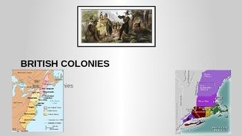 British Colonies (New England)