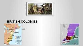 British Colonies (New England)