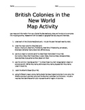British Colonies in the New World mapping project