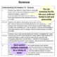 Report Card Comments - SCIENCE - British Columbia New Curriculum Grade 7