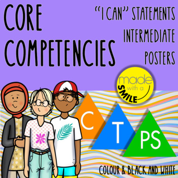 British Columbia's Intermediate Core Competencies