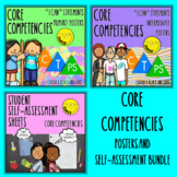 British Columbia's Core Competencies Poster and Self-Refle