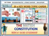 British Constitution Revision Cards