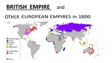 3. British Empire and other European Empires