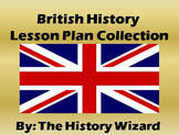 British History Lesson Plan Collection