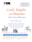 British History: Lords, Knights, Peasants - Thematic Unit