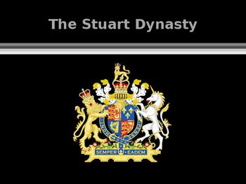 British History - The Stuart Dynasty