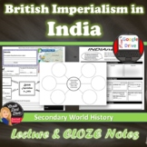 British Imperialism in India | Lecture PowerPoint | Print & Digital