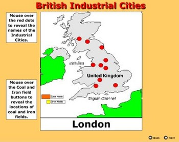 British Industrial Cities - Bill Burton