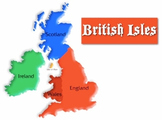 British Isles Song Video from Geography Songs CD by Kathy Troxel / Audio Memory