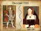 English Kings and Queens - Tudor Family Tree Overview