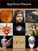 British Literature: Anglo-Saxon, King Arthur, Medieval Literature Project Bundle