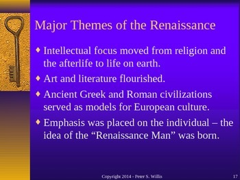 British Literature - Anglo-Saxon to Enlightenment England PowerPoint Notes