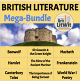 British Literature Classics Mega-Bundle (585 Pages)