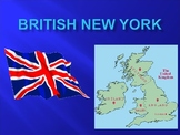 British New York Powerpoint
