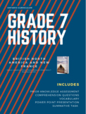 British North America & New France - Grade 7 History Unit